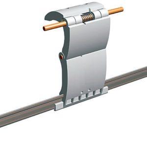Ригель блокирующий (элемент крепежа вала к полотну)